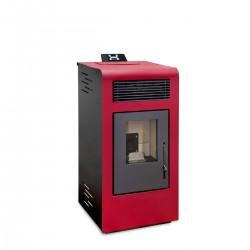 Estufa de aire hermética para pellets MANTUA - FOGUM