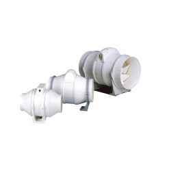 Extractor de baño para tubería DUCT IN-LINE 125/230 - CATA