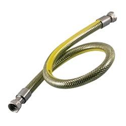 Gasclik® conexión flexible inoxidable con tuerca loca - HECAPO