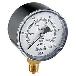 Ventómetro baja presión Cl. 1,6 - HECAPO
