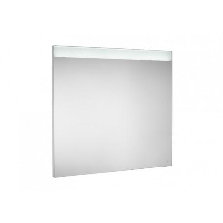Espejo para baño con iluminación LED superior BASIC 900x800 PRISMA - ROCA