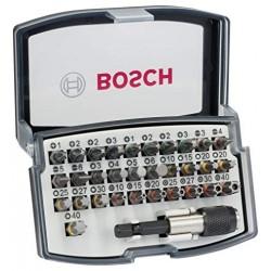 Sets de puntas de atornillar EXTRA HARD (32 piezas) - BOSCH