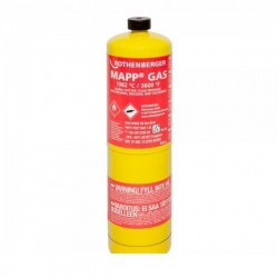 "Botella GAS MAPP US 1"" - ROTHENBERGER"