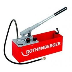 Bomba de comprobación 50-S - ROTHENBERGER