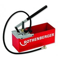 Bomba de comprobación TP 25 - ROTHENBERGER
