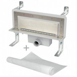 Canaleta de pared con sifón extraible S-891 - JIMTEN