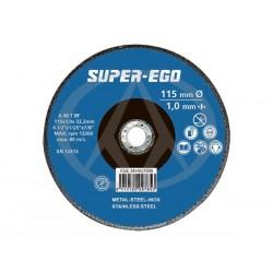 Discos de metal-inox SUPER-CUT - SUPER EGO