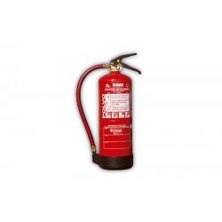 Extintor de polvo ABC 6 KG BILI6-27A