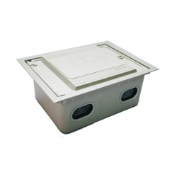 Cofre de poliéster reforzado con fibra de vidrio - ACCYSA
