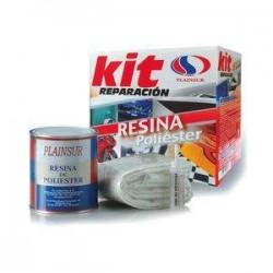Kit de reparación para depósito de fibra o poliéster