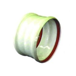 Manguito de unión para tubos - DISMOL
