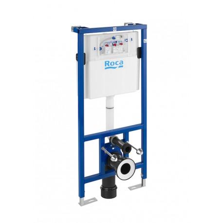 Bastidor con cisterna empotrable DUPLO WC COMPACT In-Wall - ROCA