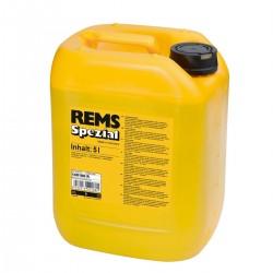 Aceite de roscar SPEZIAL 5 L - REMS