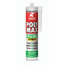 Adhesivo Montaje Poly Max® 300gr - IMEDIO