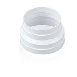 Adaptador termosplástico para sistemas de ventilación - SIBER