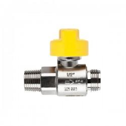 """Válvula de gas ROAI  con pie G1/2"""" G1/22"""