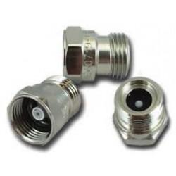 Válvula limitadora de gas con caudal