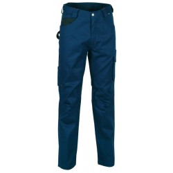 Pantalón azul marino DRILL -  COFRA