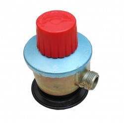 Regulador libre de gas butano y propano