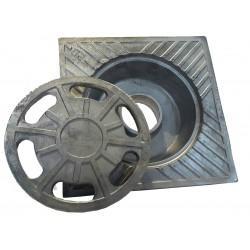 Sumidero de aluminio