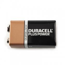 Pilas Duracell Plus Power 9 V