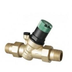 Válvula reductora de presión con asiento equilibrado  D05FS - HONEYWELL
