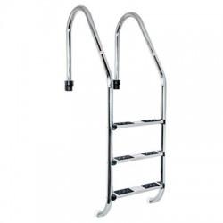 Escalera para piscina  316 (3 peldaños) antideslizante - CORAL