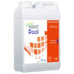 Bote anticalcáreo STOPCAL 1,5 L - DPOOL