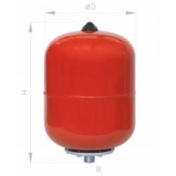 Acumulador hidroneumático de membrana 5-AMR  - IBAIONDO