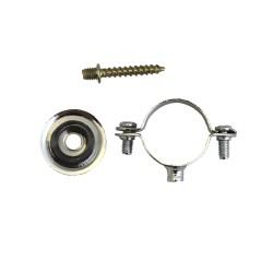 Brida para tubo de Ø28 mm - PRESTO