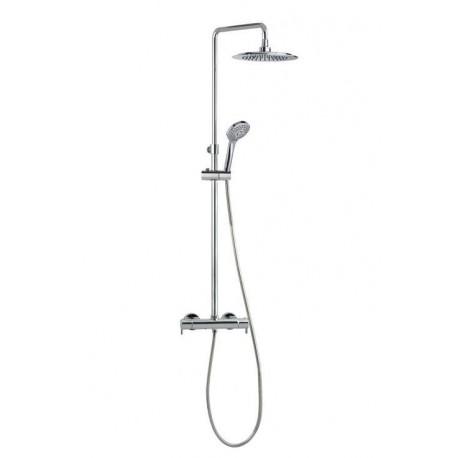 Conjunto de ducha termostática con sistema S2 - RAMÓN SOLER