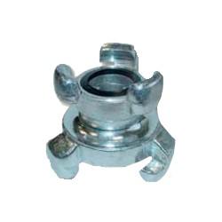 Reducción  45 a 25 contraincendio de aluminio
