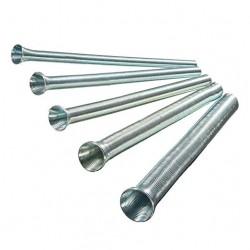 Juego de muelles para doblar tubos de acero inoxidable (5 piezas)