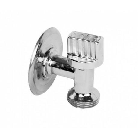 "Válvula de escuadra para lavadora 1/2""Mx3/4""M L-86 - ARCO"