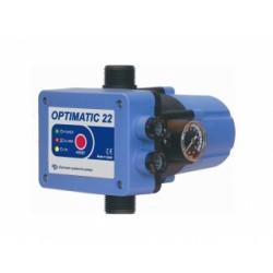 Controlador electrónico OPTIMACTIC 22 (para bombas de hasta 3HP)