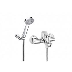 Grifo para ducha y bañera con ducha de mano L20 - ROCA