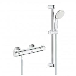 Conjunto de ducha con termostato GROHTHERM 800 - GROHE