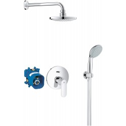 Conjunto de ducha empotrado EUPHORIA 180 - GROHE