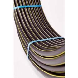 Tubo multicapa (barra 4 metros) PE/AL/PE gas para exterior - BRASELI