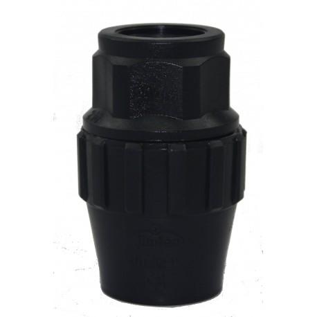 Enlace mixto rosca hembra PE (sin refuerzo metálico)  J-62 - JIMTEN