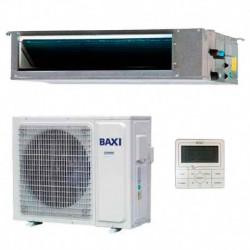 Conjunto de aire acondicionado NANUK R32 RZGD - BAXI