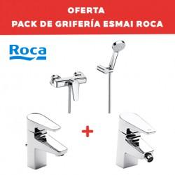 Pack de grifería de baño ESMAI - ROCA