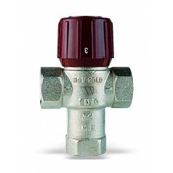 Válvula mezcladora termostática AQUAMIX 61C 32-50ºC - WATTS