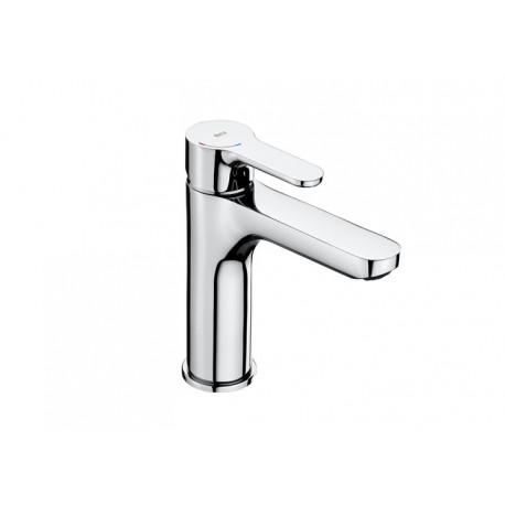 Grifo para lavabo con caño mezzo L20 - ROCA