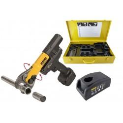 Prensadora radial REMS MINI-PRESS ACC (16-20-25) + Batería - REMS