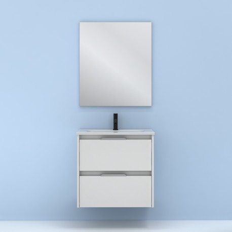 Conjunto mueble + lavabo SUKI - AMIZUVA
