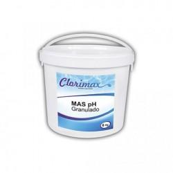 CLORIMAX MAS pH GRANULADO 6KG