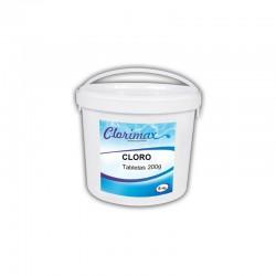 Cloración lenta tabletas 200 g 5 kg - CLORIMAX