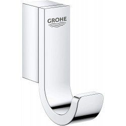 Colgador cromado 14x44x27 mm SELECTION - GROHE